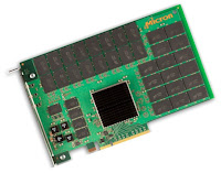 SSD Micron P320h Interface PCIe