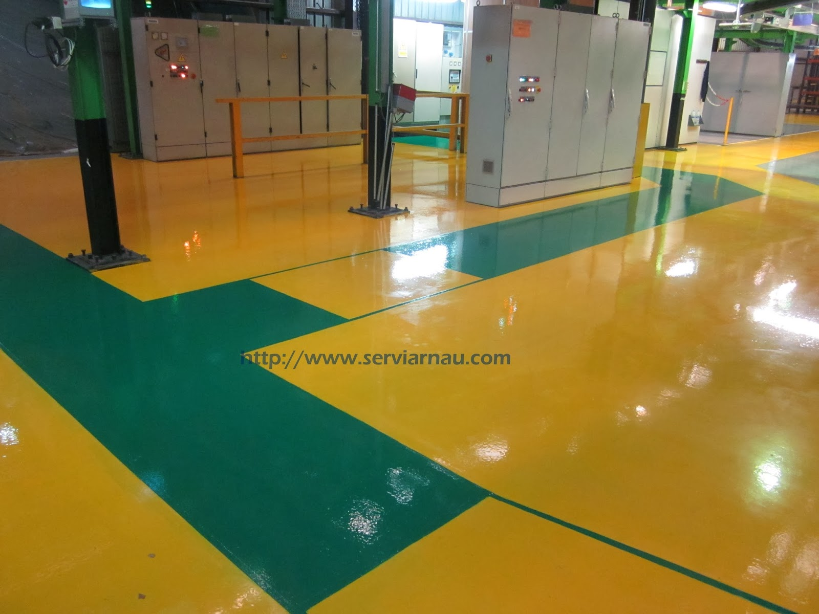 Pintura de suelos valencia pintura para suelos en - Pintura de suelo ...