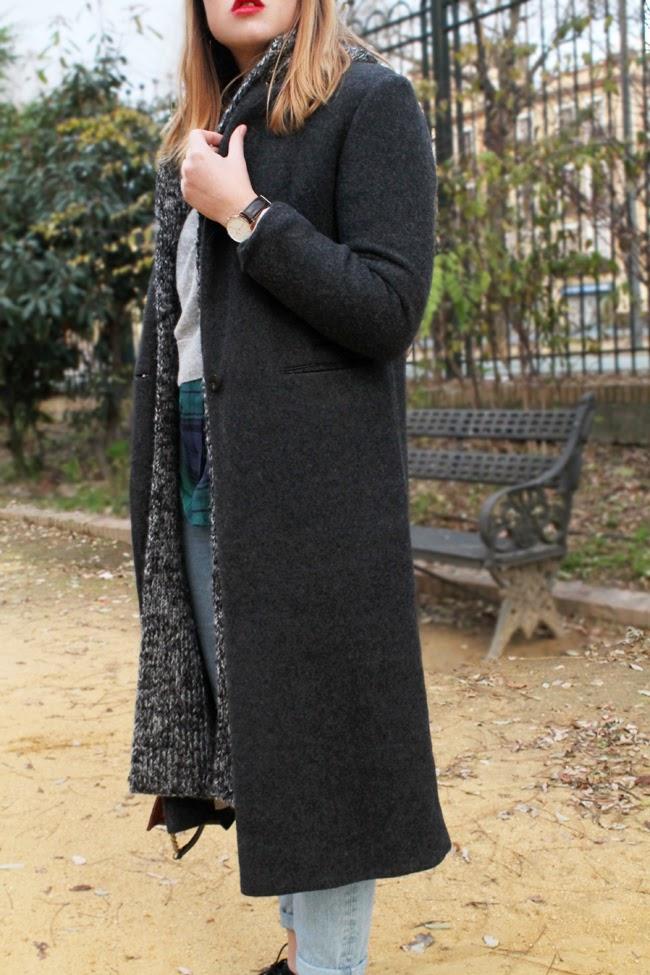 Maxi coat Toks