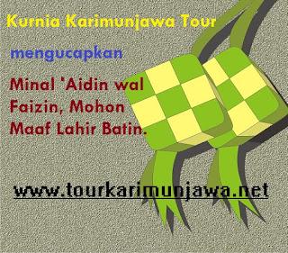 Lebaran Tour Karimunjawa