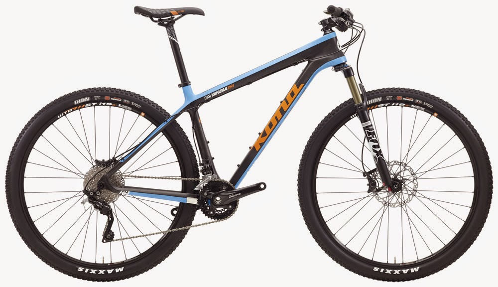 2015 Kona Big Kahuna 29er XC Race Light