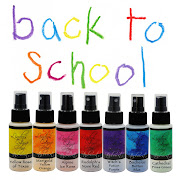 It's Back to School time and Lindy's Stamp Gang has 7 delectable colors for .