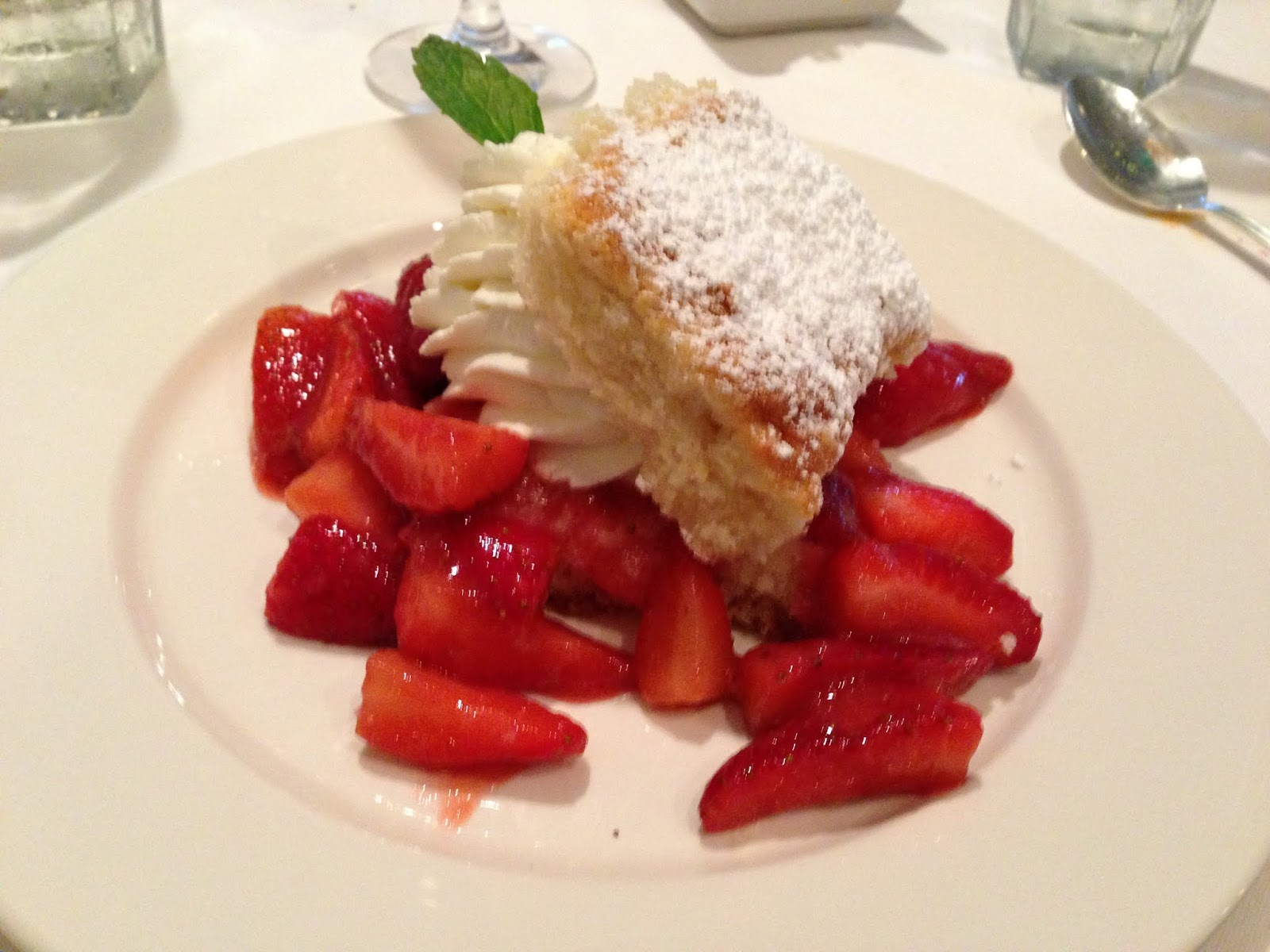 Bread Pudding Soufflé with Whiskey Sauce - Commander's Palace, New ...