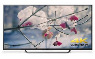 Sony 55 Inch 4K Ultra HD Smart LED TV