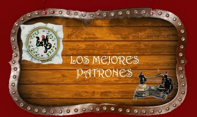 LOS MEJORES PATRONES
