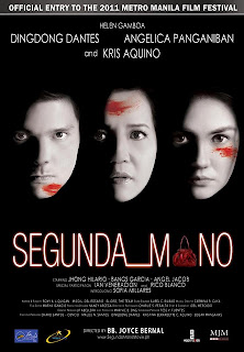 watch  Segunda Mano MMFF 2011 pinoy movie online streaming best pinoy horror movies
