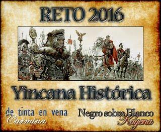 RETO YINCANA HISTORICA