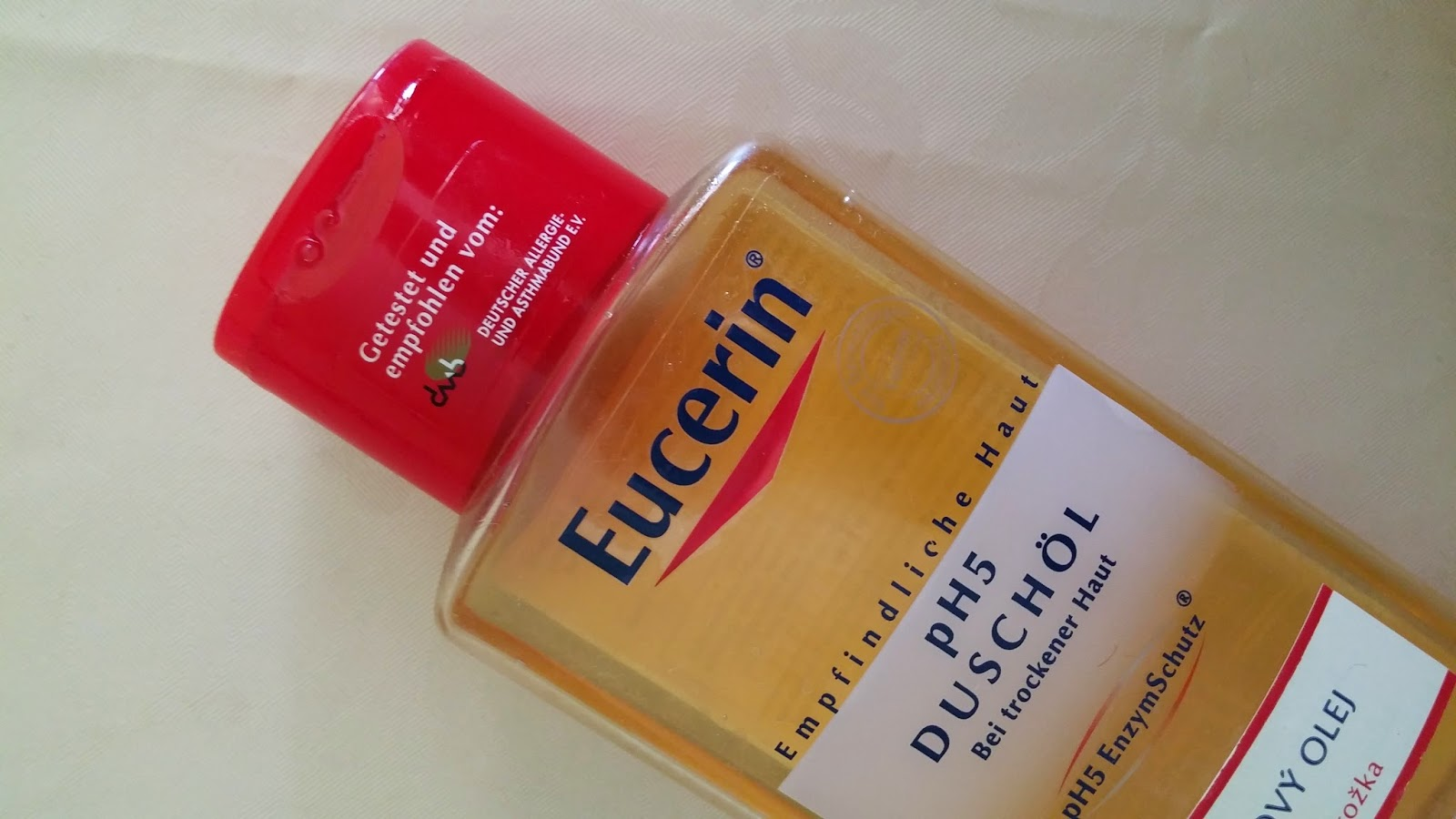 Sprchový olej