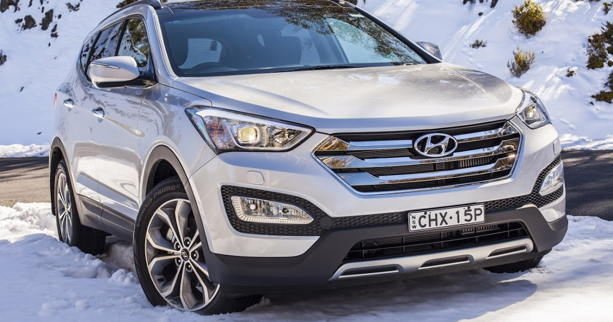 2013 hyundai santa fe review specs photo latest car review. Black Bedroom Furniture Sets. Home Design Ideas