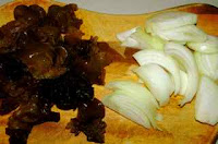 Chinese black fungus recipe