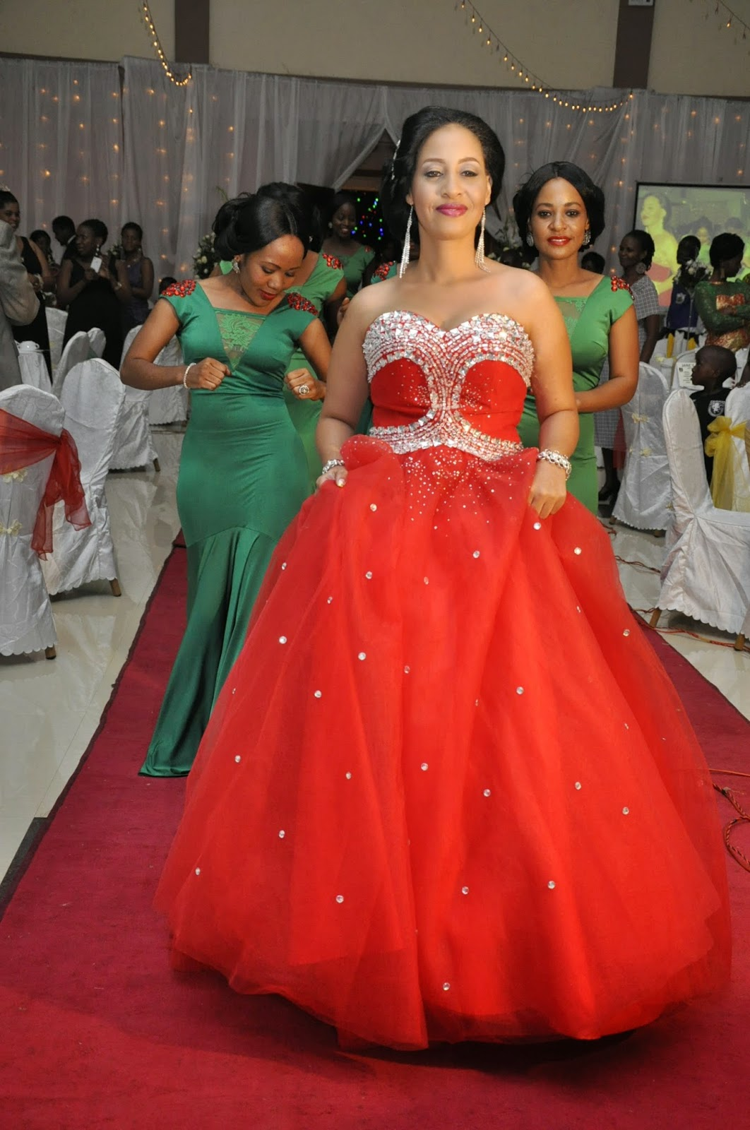 Sophie Mbeyu Blog: MAMBO YA KITCHEN PARTY HAYO! KIWALO KIPI ...