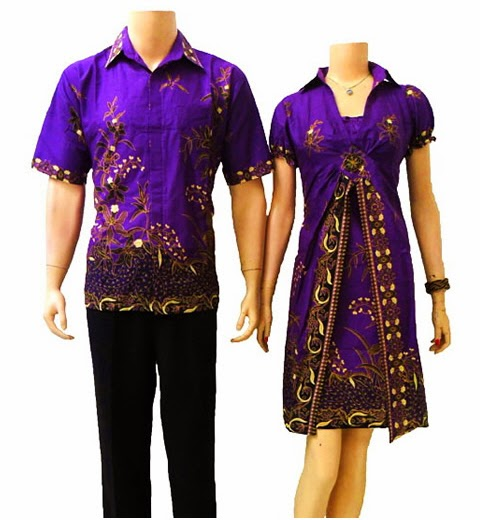 Foto Baju Batik Surabaya