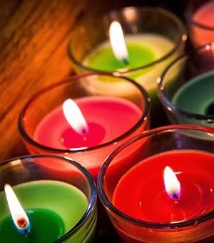 C mo decorar con velas decorar decoraci n - Como decorar con velas ...