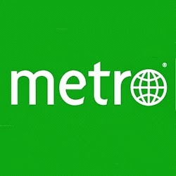 """Critique de mon roman dans """"Metro"""""""