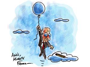 """Antonio Mingote, """"el humor de la inteligencia"""", nos ha dejado!!"""