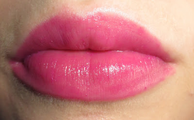Annabelle TwistUp Retractable Lipstick Crayon in Royale on Lips