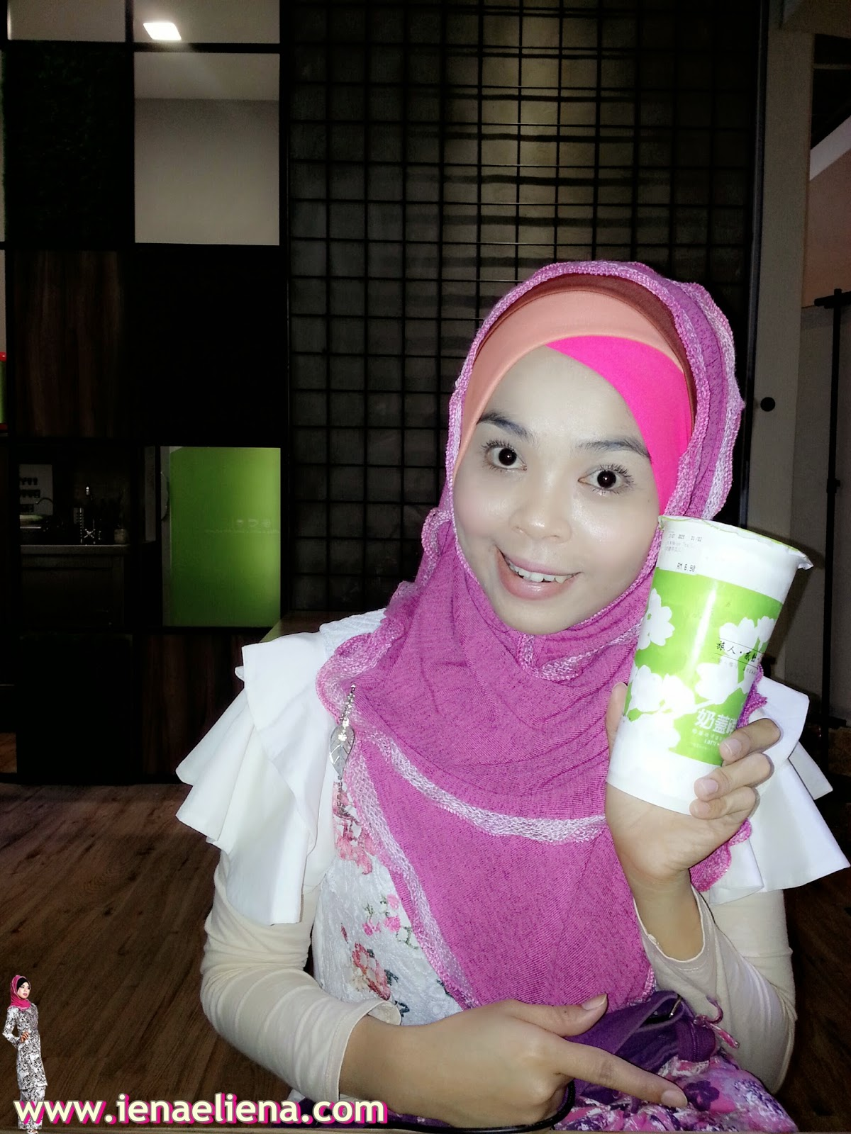 SIGNATURE WINTERMELON TEA LATTE MEI