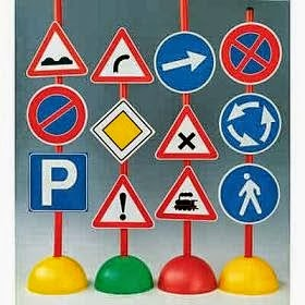 Τα σήματα οδικής κυκλοφορίας
