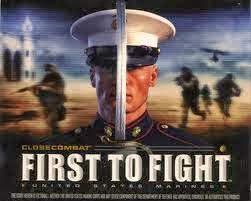 Close Combat First To Fight