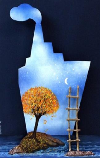 ΣΤΗ ΜΕΣΗ ΤΗΣ ΑΣΦΑΛΤΟΥ και  ΜΑΥΡΗ ΘΑΛΑΣΣΑ σκέψεις της Δημουλά για ποιήματα Μαρίας Κυρτζάκη