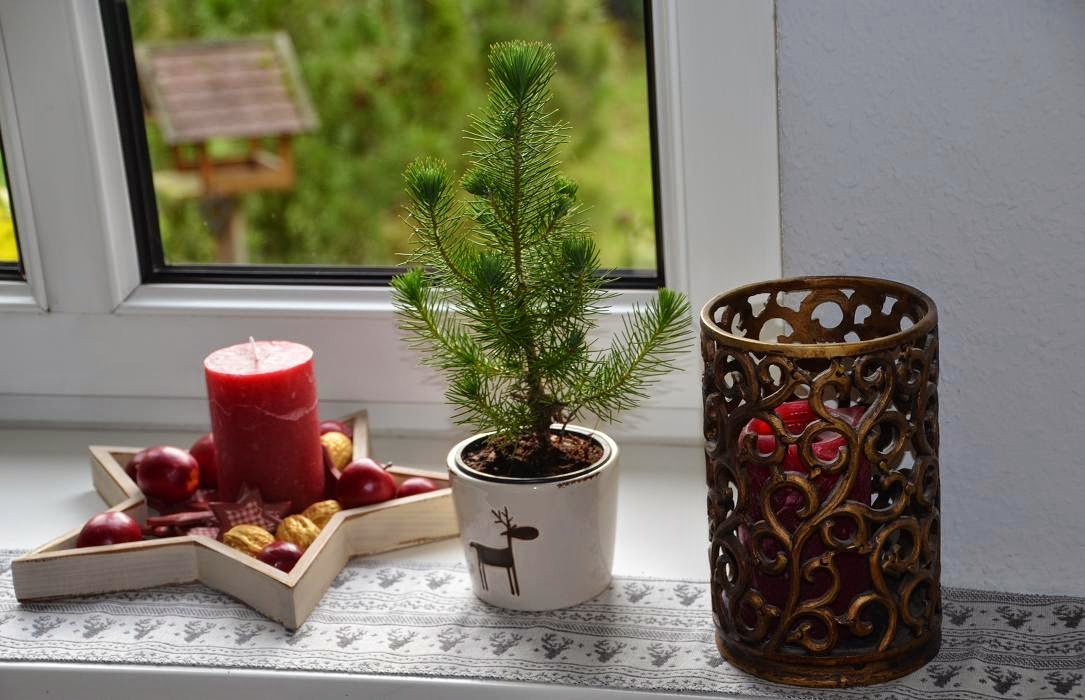Felix traumland neue weihnachtsdeko - Weihnachtsdeko fensterbank ...