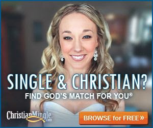 Christian Mingle Advertisement