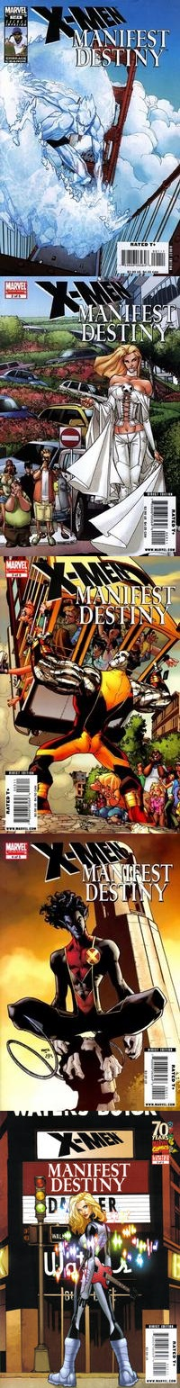 X-Men: Manifest Destiny