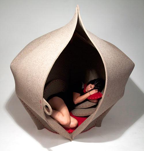 10 Creative Sleeping Bags and Unique Sleeping Bag Designs ...