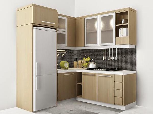 Kichen set almari partisi murah ponorogo madiun for Biaya membuat kitchen set
