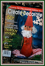 Create &amp; Decorate Holiday 2011 Issue!
