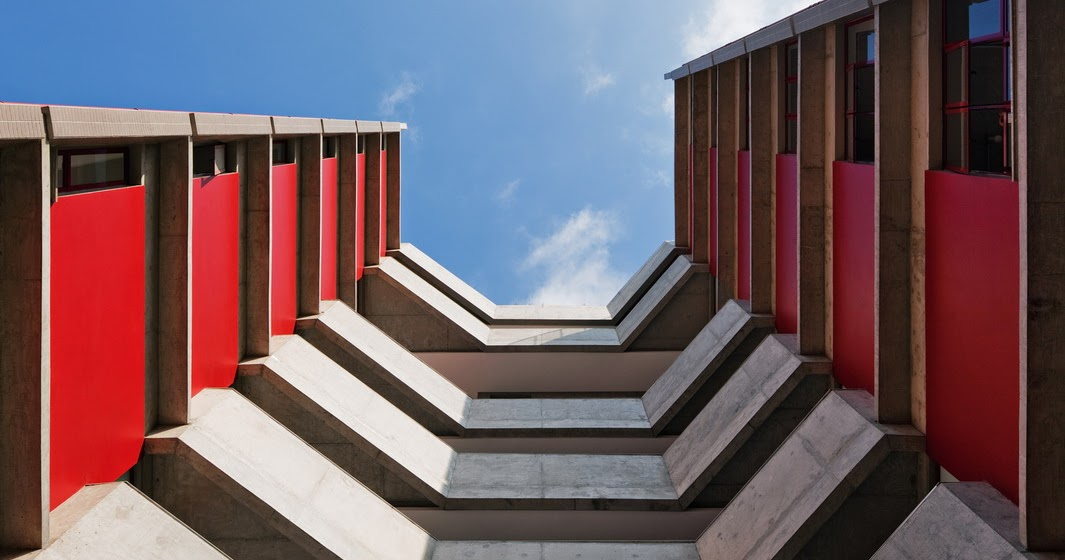 arquitectura zona cero: DE ROJO VIVO / EDIFICIO DE ... - photo#39