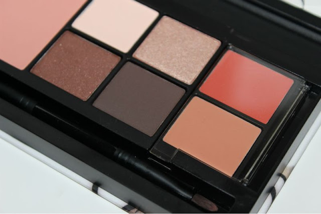 MAC Illustrated by Rebecca Moses Brown Face Kit