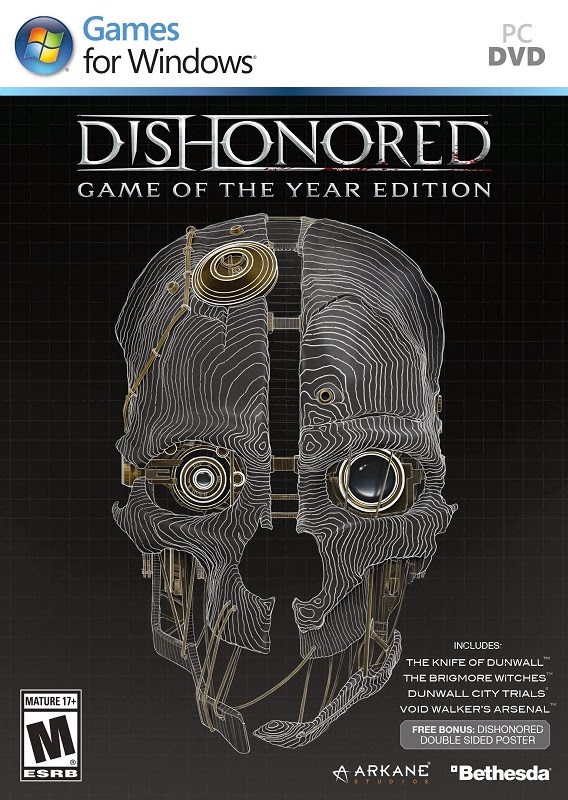 DISHONORED GAME OF THE YEAR EDITION-REPACK