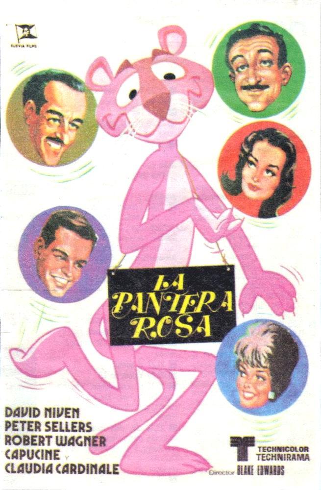 Va de vagos cine la pantera rosa