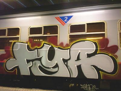 graffiti fya
