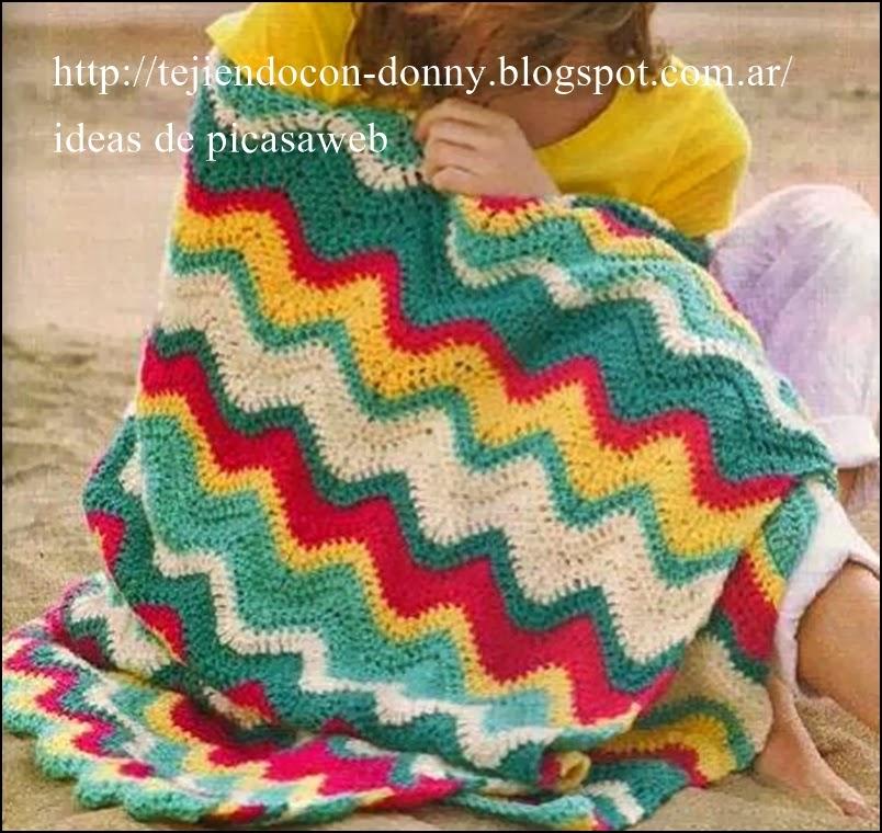 Crochet fabric crochet ganchillo patrones graficos - Patrones de mantas a crochet ...