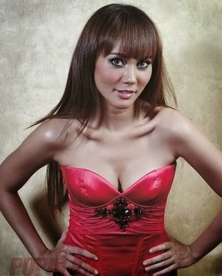 FOTO HOT ANITA HARA ARTIS INDONESIA PAMER PAYUDARA