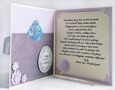 scrapbooking kartka urodzinowa card making