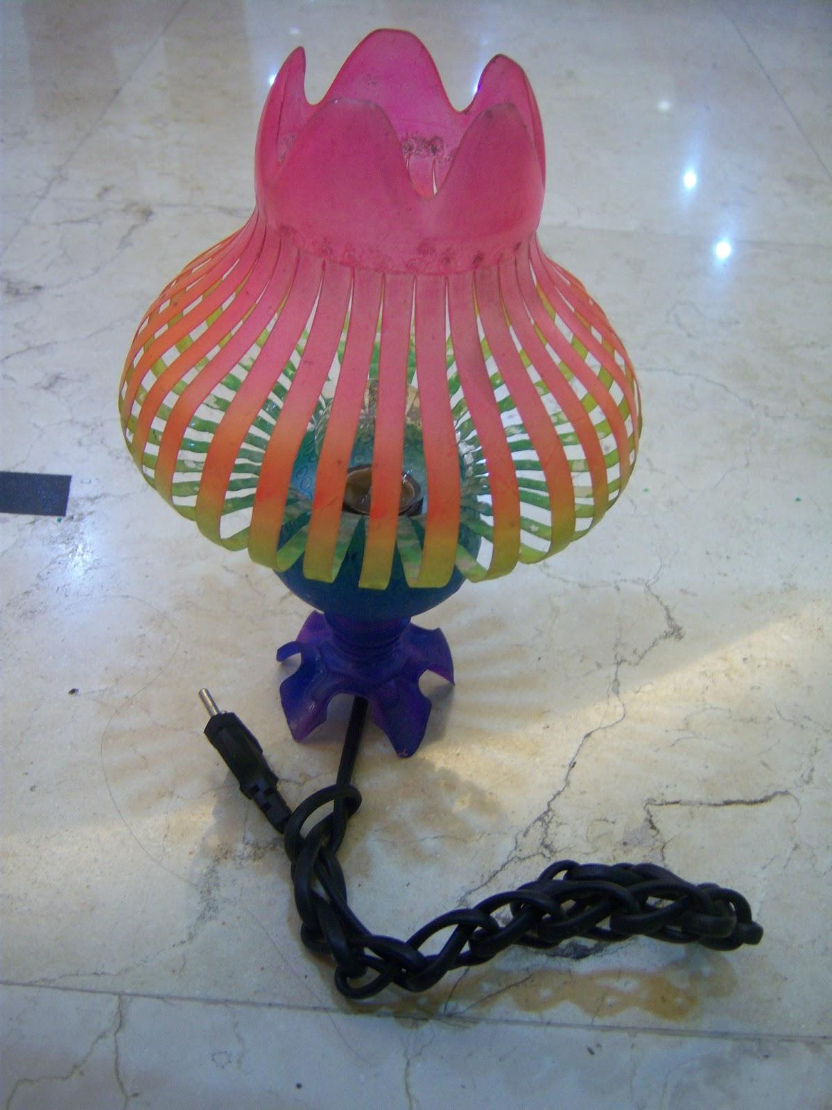 Lampion Plastik | Bumiku
