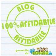 AWARD BLOG 100% AFFIDABILI