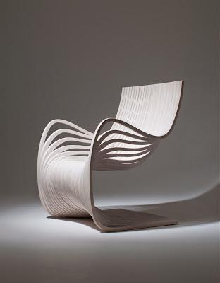 Silla Pipo un diseño de Alejandro Estrada para Piegatto