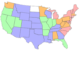 States either of us have been in