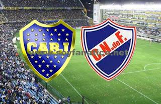 Boca Juniors vs Nacional de Montevideo - Copa Libertadores 2013