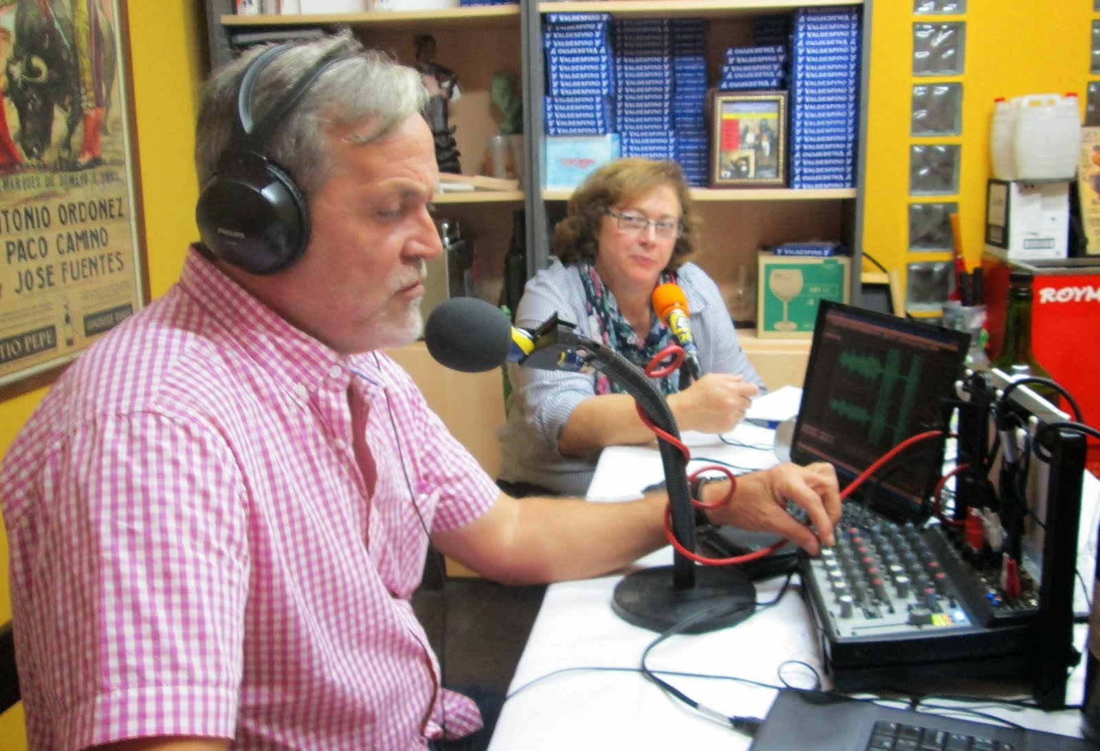"Programa de radio: ""La Noche Sonambula"", 16 noviembre, 2013"