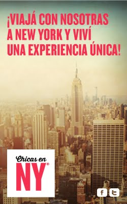 Viajá a NYC con Chicas en New York