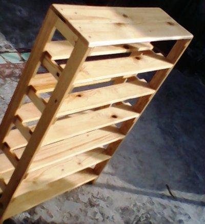 Carpinteria artesanal el madero detalles de los ultimos for Como hacer una zapatera de madera sencilla