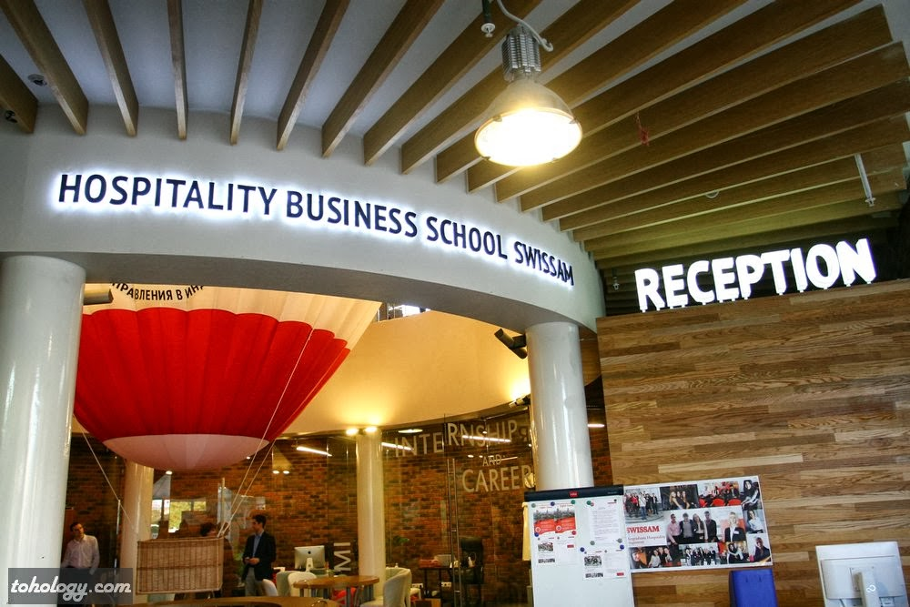 meeting of hospitality business executives took place at SWISSAM Hospitality Business School