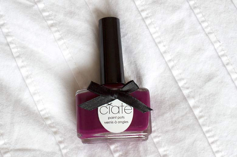 Ciaté paint pot, Cabaret