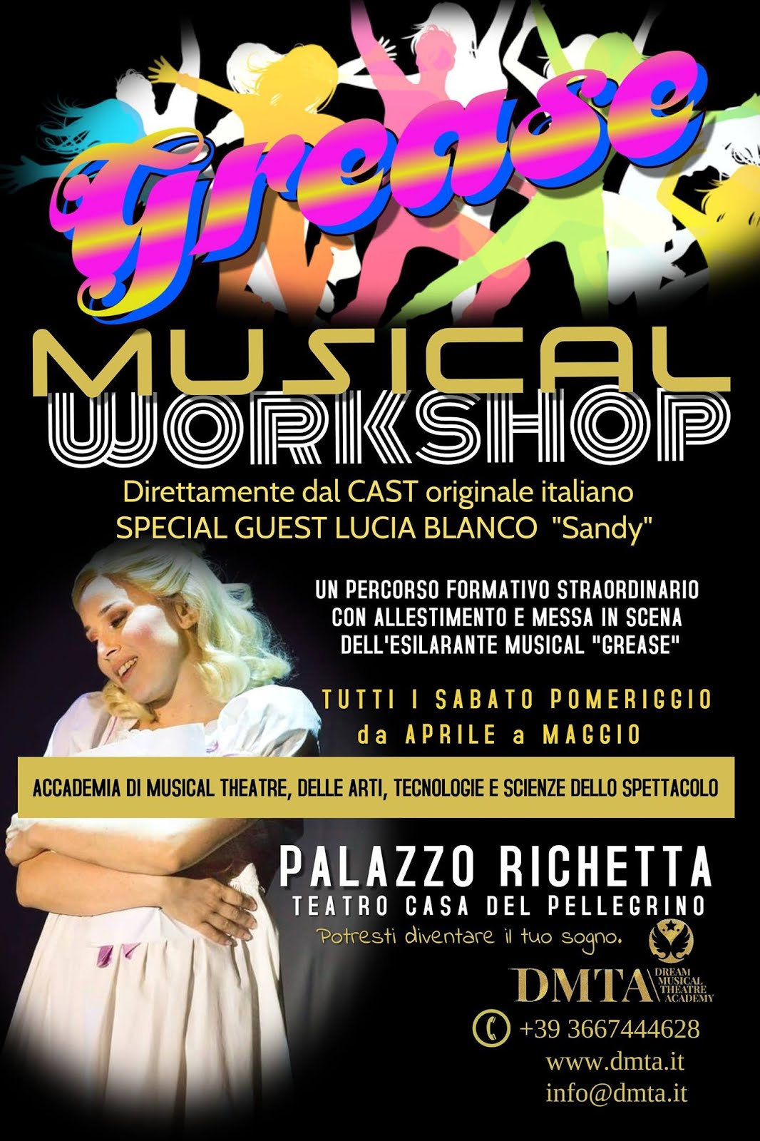 Workshop Grease con Lucia Blanco