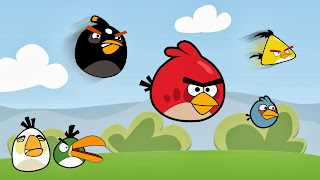 Animasi Angry Birds Flash Bergerak Animation Gif
